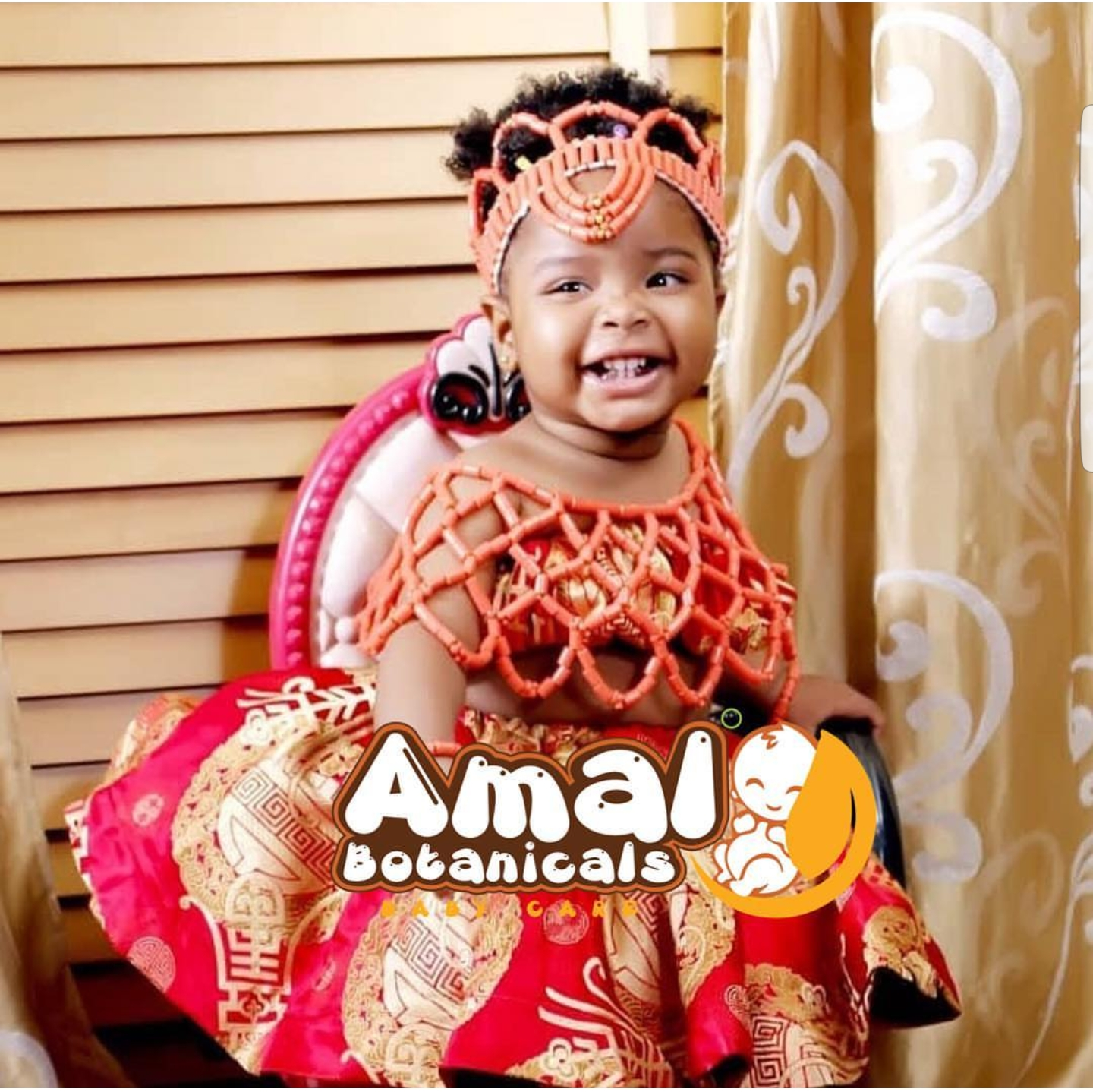 Our Amal Princess - She's been an Amal Baby since birth!